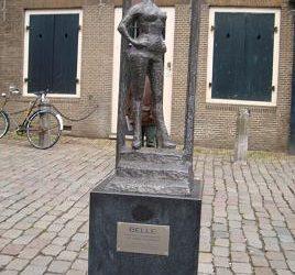Belle, het standbeeld voor de onbekende sekswerker
