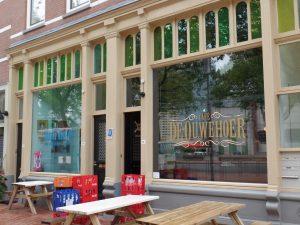 2015: Café De Ouwe Hoer op Katendrecht