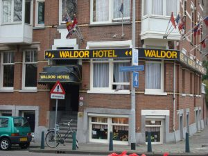 Hotel Waldor in 2009