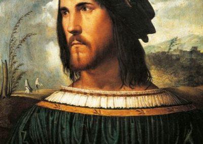 Cesare Borgia, een beroemde patient