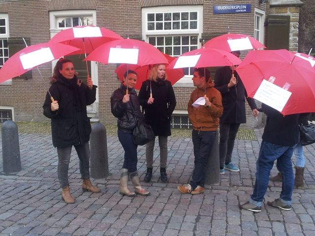 Proud tegen stigmatisering sekswerkers als slachtoffer mensenhandel