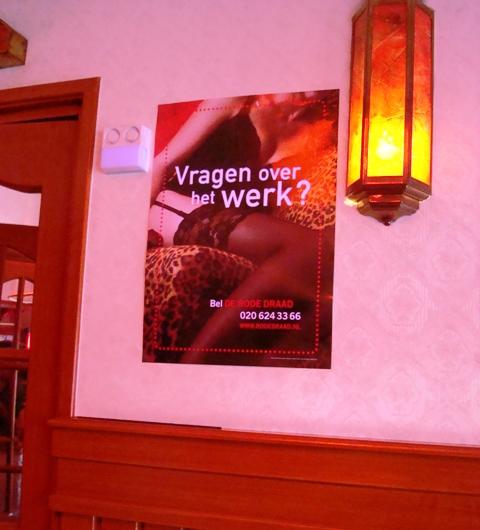 Documentaires prostitutie van Eveline van Dijck