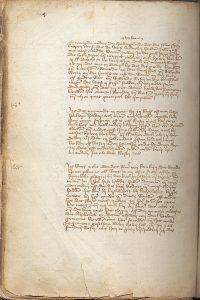 Wetten en verordeningen op het gebied van prostitutie kwamen terecht in zogenaamde Keuren. Dit was een van de eerste keuren van de stad Amsterdam