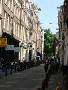 De Binnenbantammerstraat in 2009
