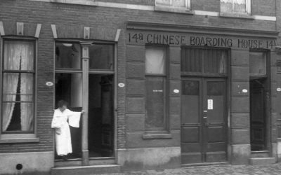 Katendrecht: een depot van beleefde Chinezen met tijdelijke liefdes