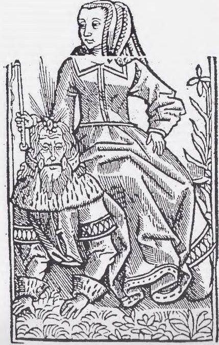 Stoppen in de middeleeuwen: eerbaar door huwelijk