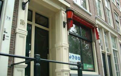 Gentrification in the Amsterdam Red Light District