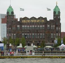 Het gebouw van de Holland Amerika Lijn, nu hotel New York