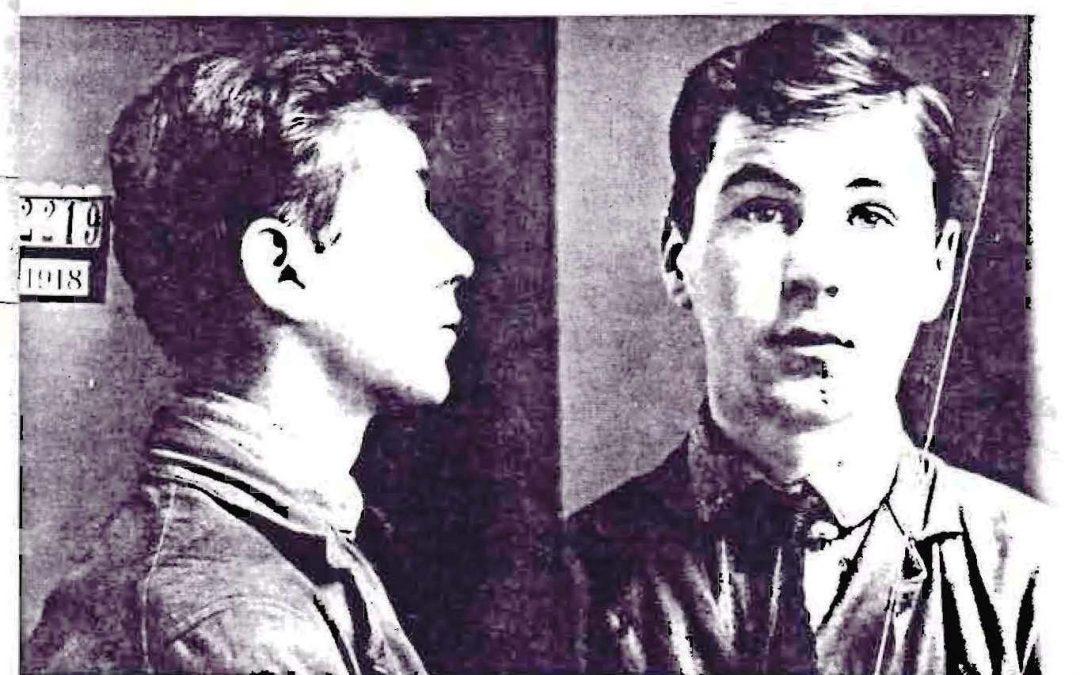 Kakebeen, exploitant jongensbordeel begin 20ste eeuw