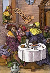 De koppelaarster, Heinrich Vogtherr de Jongere