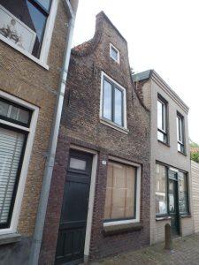 De Lange Achterweg in Schiedam anno 2016