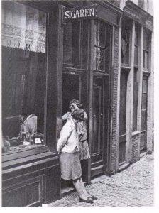 Een 'sigarenwinkel'.