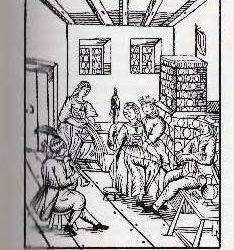 Protesten van prostituees in de late middeleeuwen