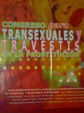 Aankondiging conferentie transgender sekswerkers