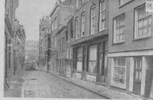 De Tweede Lombardstraat