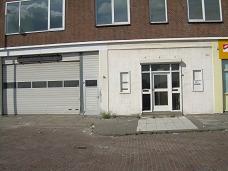 Gesloten bordeel in Schiedam