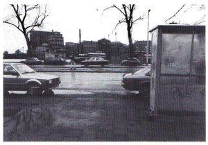 1987. De G.J. de Jonghweg overdag. Foto Mieke Schlaman