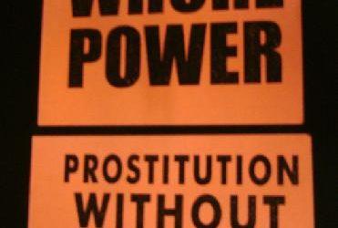 Sekswerkers, prostituees, hoeren, publieke vrouwen en temeiers