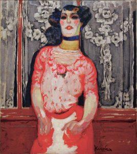Schilderij van Kupka