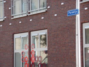 Het Paradijs bestaat nog steeds in Gouda.