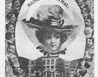 Het verblijf van Franse prostituees eind 19de eeuw