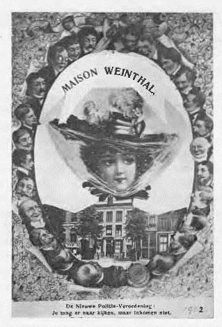 Het verblijf van 'Fransche' prostituees eind 19de eeuw