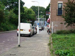 Raamprostitutie aan de Bokkingshang Deventer