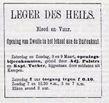 Prostitutie in het 19de eeuwse Zwolle, deel 2. De publieke vrouwen en de bordelen