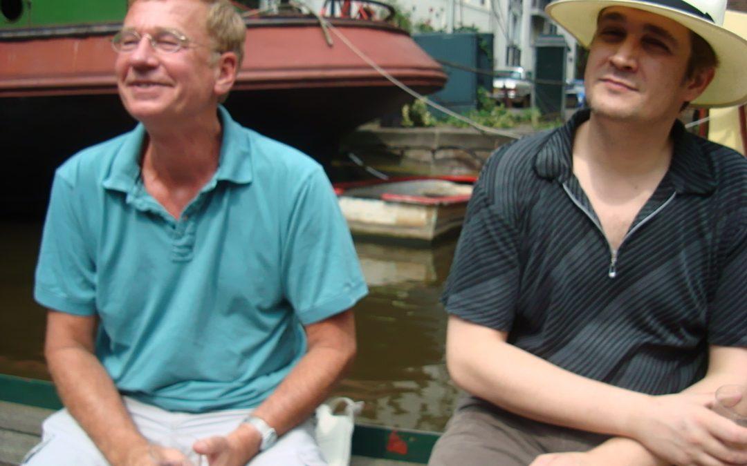 Bob  van Schijndel, ook op de bres voor sekswerkers