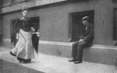 Prostituees in Rotterdam toen het bordeelverbod werd ingevoerd