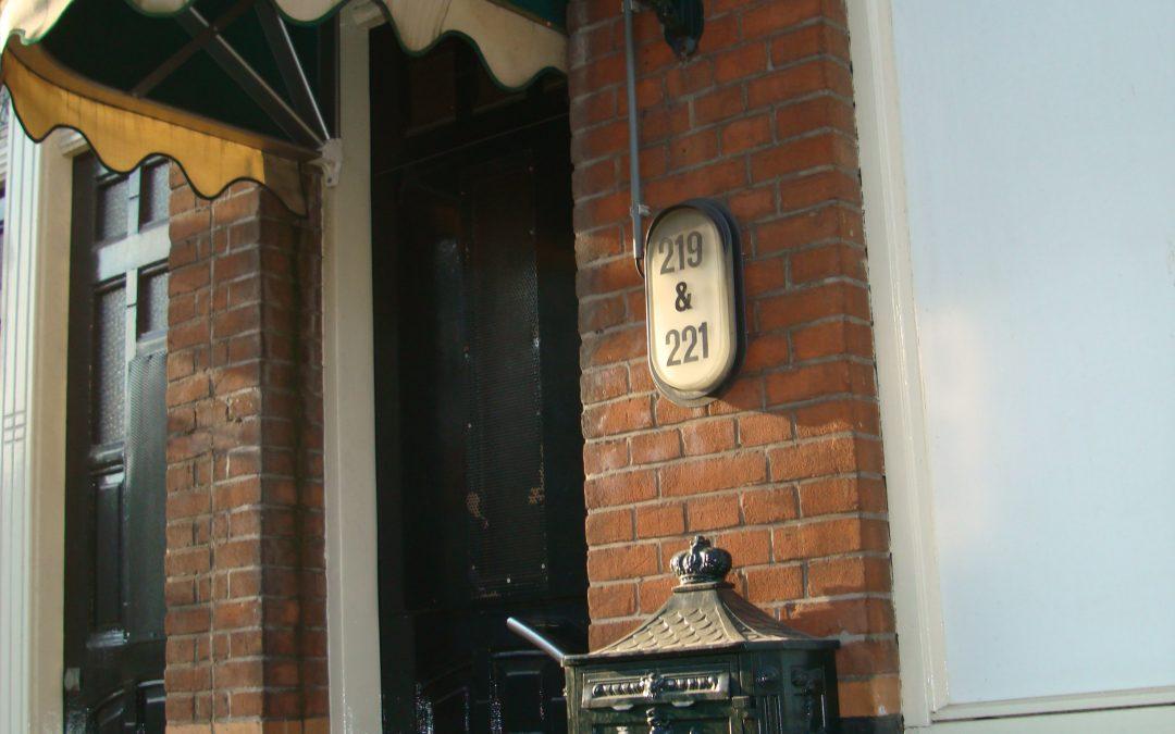 Privéhuizen in Rotterdam