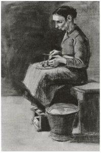 Vincent van Gogh en prostituees (sekswerkers)