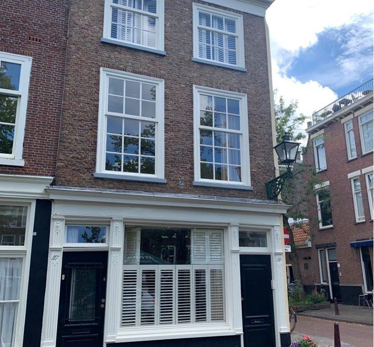 Twee befaamde sekswerkers in Den Haag: Blonde Dolly en De Paashaas
