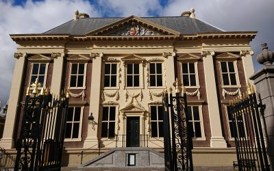 In Den Haag daar woont een graaf…
